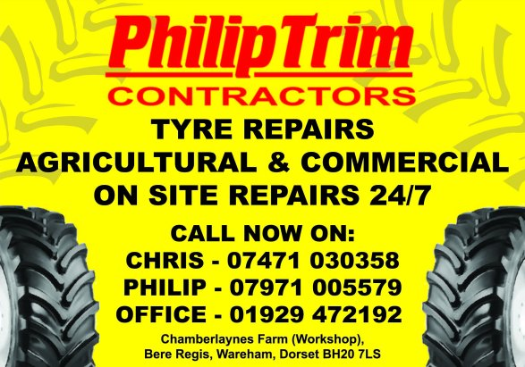 A6 card - Tyre Repairs - colour